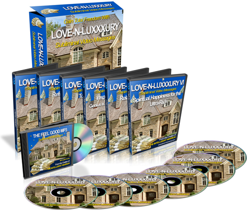 Love-n-Luxxxury set for $19.97